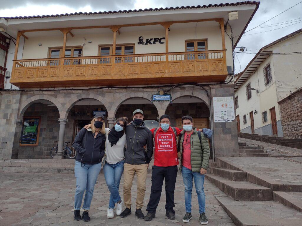 Free Waking Tour Cusco en español