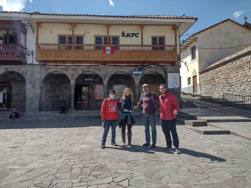 Free Walking Tour Cusco in English