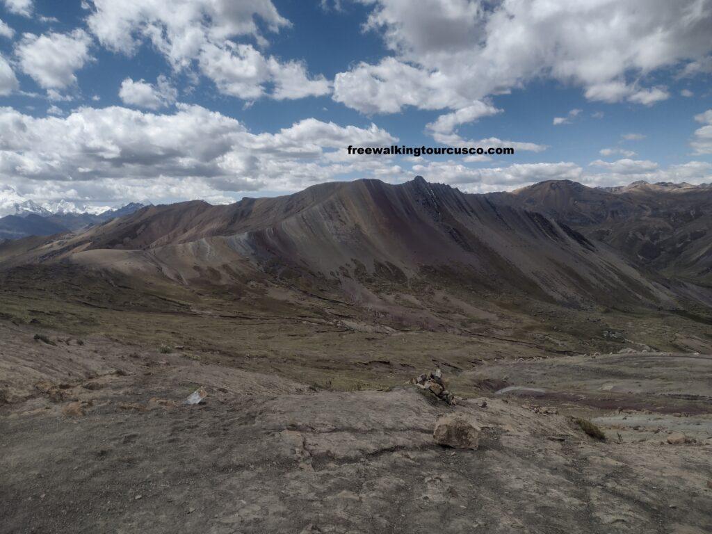 Palccoyo mountain